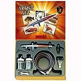 Aérographe Paasche Action kit aérographe, Multicolore