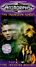 Animorphs - The Invasion Series, Part 1: The Invasion Begins VHS
