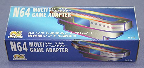Nintendo 64 Multi Game Recommendation Bargain sale Adapter Games Converter Japanese Play