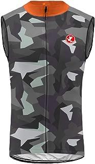 Uglyfrog MTB Cycling Sets - Breathable Cycling Jersey Sleeveless Men Bici Bike Clothing Road Bicycle Shirts Shorts Padded Pants Vest Sets UGUS19DJV01