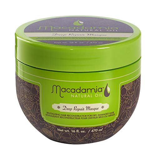 Macadamia Natural Oil Deep Repair Masque, 1er Pack (1 x 470 ml)