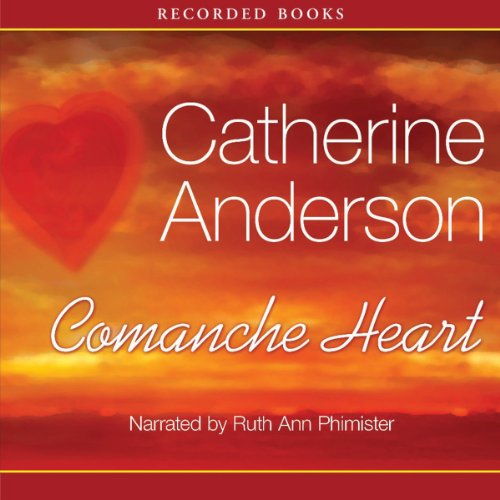 Comanche Heart audiobook cover art