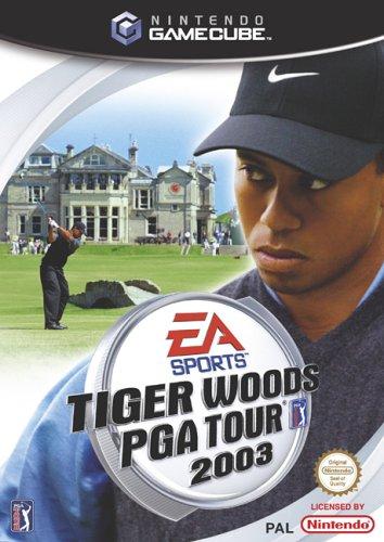 Tiger Woods PGA Tour 2003 (Gamecube) [video game]