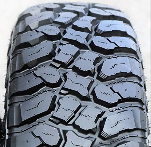 Fortune Tormenta M/T FSR310 Mud Off-Road Light Truck Radial Tire-265/75R16 265/75/16 265/75-16 123/120Q Load Range E LRE 10-Ply BSW Black Side Wall