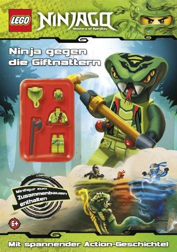 LEGO Ninjago: Ninjas gegen die Giftnattern