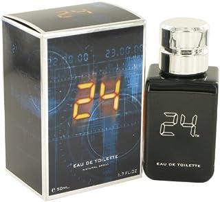 24 The Fragrance Eau De Toilette Natural Spray By Jack Bauer 50 Ml For Men