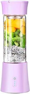 ZH~K Portable Presse-Agrumes électriques USB électrique Fruit Cup Juicer Squeezer Bouteille Smoothie Maker Blender Facile ...