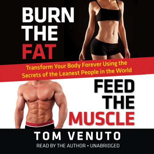 Burn the Fat, Feed the Muscle cover art