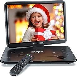 Image of SUNPIN Portable DVD Player...: Bestviewsreviews