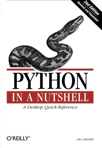 Python in a Nutshell (In a Nutshell Series)