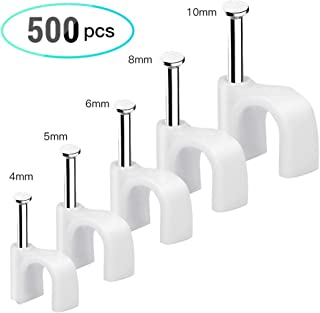Best cable clip nail Reviews