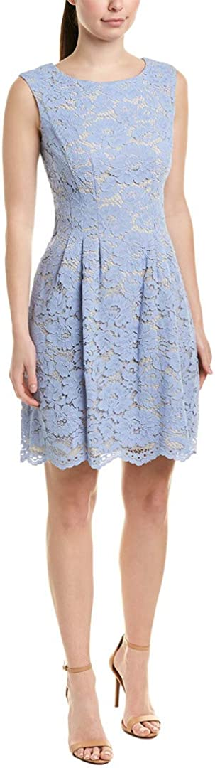 Vince Camuto Women's Lace Fit and Flare