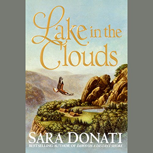 Lake in the Clouds audiobook cover art