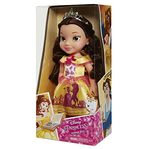 My First Disney Princess - 75872 - Poupée Princesse Belle - 38cm