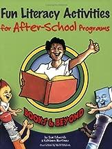 after school literacy activities