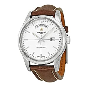 Breitling Watches Breitling Transocean Day & Date Automatic Mens Watch A4531012/G751