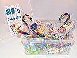 80er Jahre Süssigkeiten Mix 500g by Retro Candy Partykracher in der Frischebox