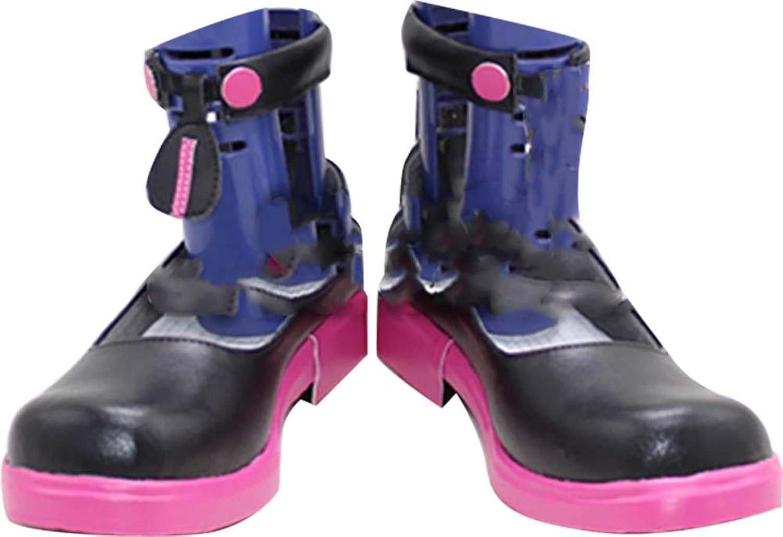 Whirl Cosplay Boots shoes for Vocaloid 3 Yuzuki Yukari