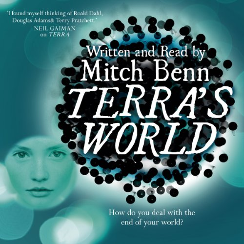Terra's World audiobook cover art