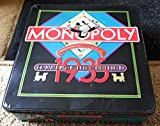 Parker Brothers Monopoly 1935 Commemorative Edition Board Game