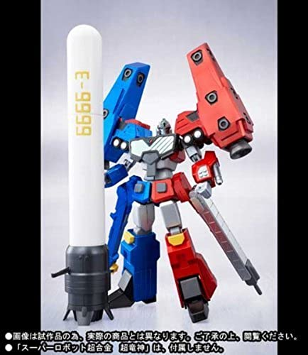 Key set 4 Super Robot Chogokin victory (japan import)