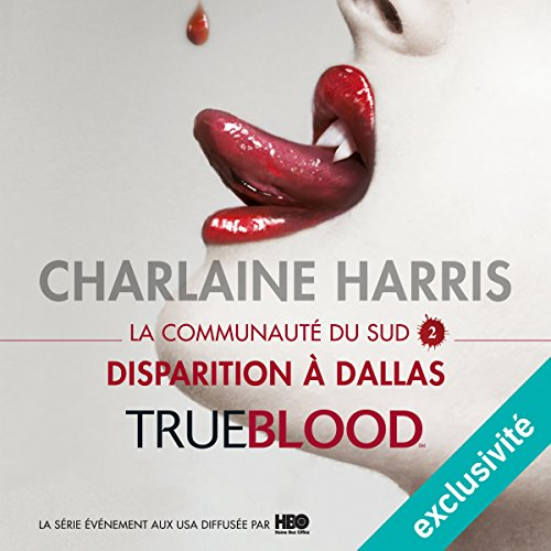 Disparition à Dallas (La communauté du Sud 2) audiobook cover art