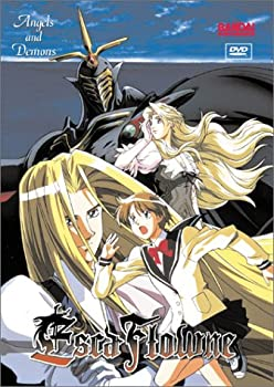 DVD Escaflowne - Angels and Demons (V.3) Book