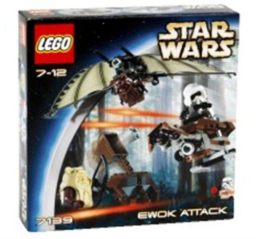 Lego 7139 - Ewok (TM) Attack, 119 Teile