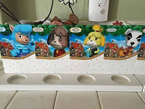 Animal Crossing Wall Display/Stands! All 16 slots!