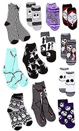 Disney Ladies Ankle Socks Advent Calendar