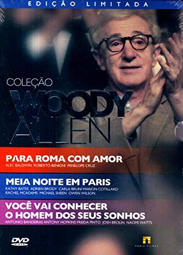 Coleção Woody Allen - Edição Limitada