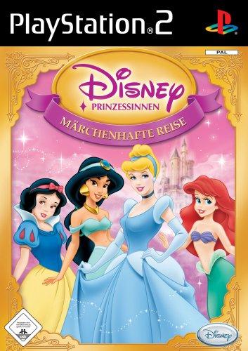 Disney Prinzessinnen: Märchenhafte Reise - [PlayStation 2]