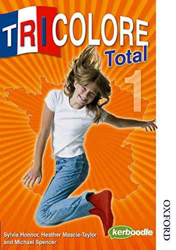 Honnor, S: Tricolore Total 1
