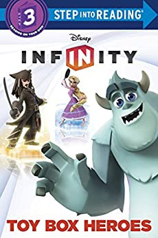 Toy Box Heroes (Disney Infinity) (Step into Reading) by [Christy Webster, RH Disney]