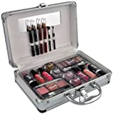 Gloss - caja de maquillaje, caja de regalo para mujeres - Maleta de Maquillaje - Fashion City - 27 Pzs