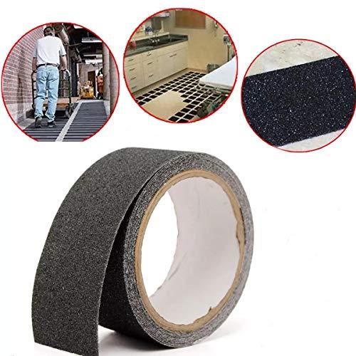 PIKA PIKA QIO PVC Anti-Rutsch-Klebeband Nicht Beleg-Aufkleber Adhesive Backed 300cm x 5cm Verpackungs Band