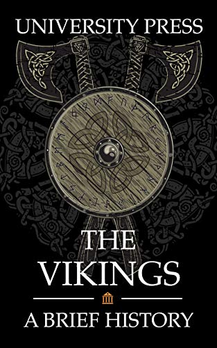 The Vikings: A Brief History by [University Press]