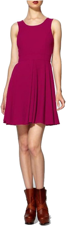 Rachel Zoe Mimi Ingreened Pleat Dress