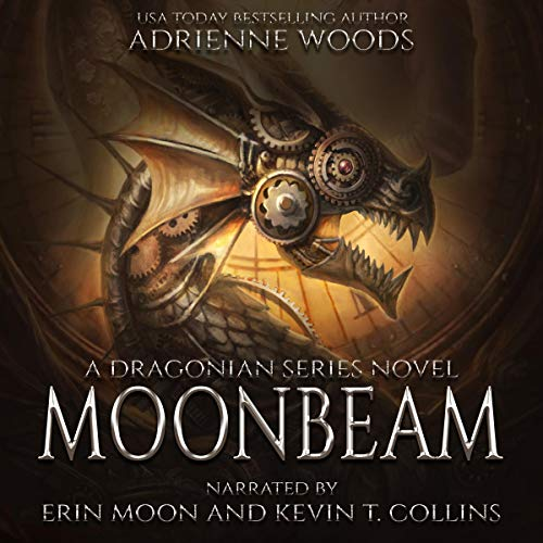 『Moonbeam (A Dragonian Series Novel)』のカバーアート