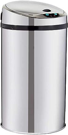 Lixeira 30 litros automática Inox com sensor
