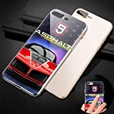 GFJGU wsphwlp 9 Personalized Custom TPU Transparent Phone Cover Case for iPhone 12/iPhone 12 PRO