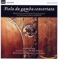 Telemann/Abel/Handel: Viola Da
