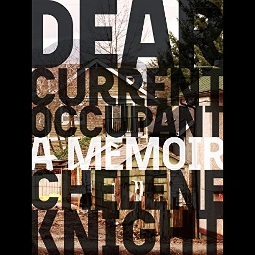 Dear Current Occupant audiobook cover art