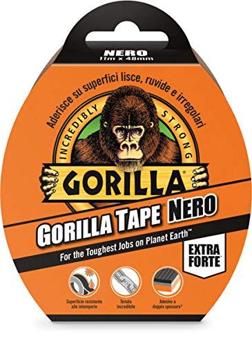 Nastro Gorilla Tape - Nero 11m