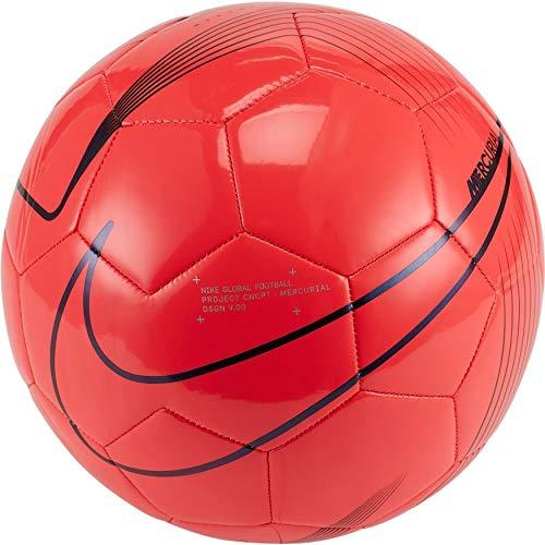 Nike Unisex-Adult Nike Mercurial Fade Unisex Soccer B SC3913 Laser Crimson/Black/Black 5