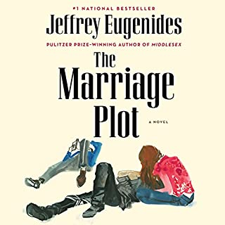 The Marriage Plot                   By:                                                                                                                                 Jeffrey Eugenides                               Narrated by:                                                                                                                                 David Pittu                      Length: 15 hrs and 30 mins     2,252 ratings     Overall 3.7