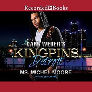 Carl Weber Presents Kingpins: Detroit audiobook cover art