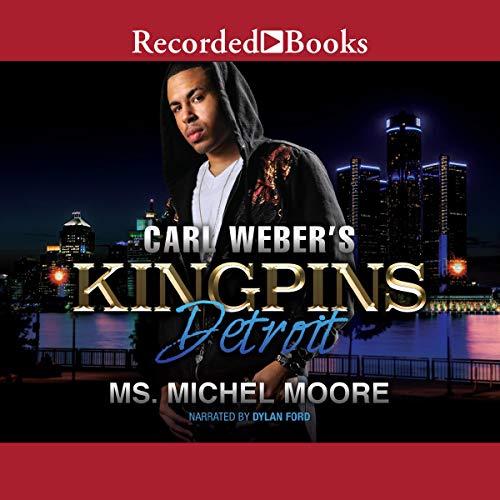 Carl Weber Presents Kingpins: Detroit cover art