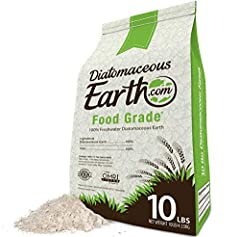 Diatomaceous earth you can trust - Our obsession to create the purest food Grade diatomaceous earth affects every aspect of our business, from the quality of the deposits we mine from, to the stainless Steel equipment that handles the De. The only of...