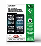 LiquidNano MOBILE STERI-WIPE, désinfectant pour appareil portable, élimine les agents pathogènes, anti-pathogène protection, efficace contre les bactéries et les virus, 6 lingettes